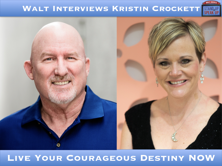 Stand Up Speak Up with Walt Grassl and Kristin Crockett